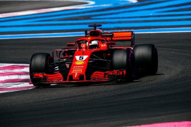foto da: Twitter ufficiale Scuderia Ferrari