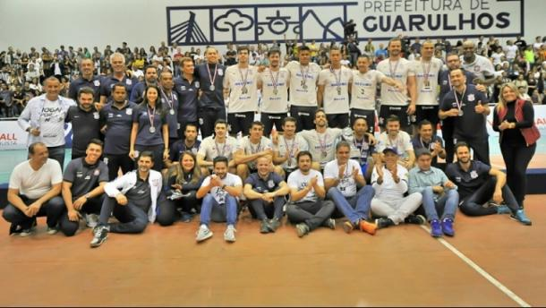 (Foto: Duda Bairros/ Corinthians-Guarulhos)