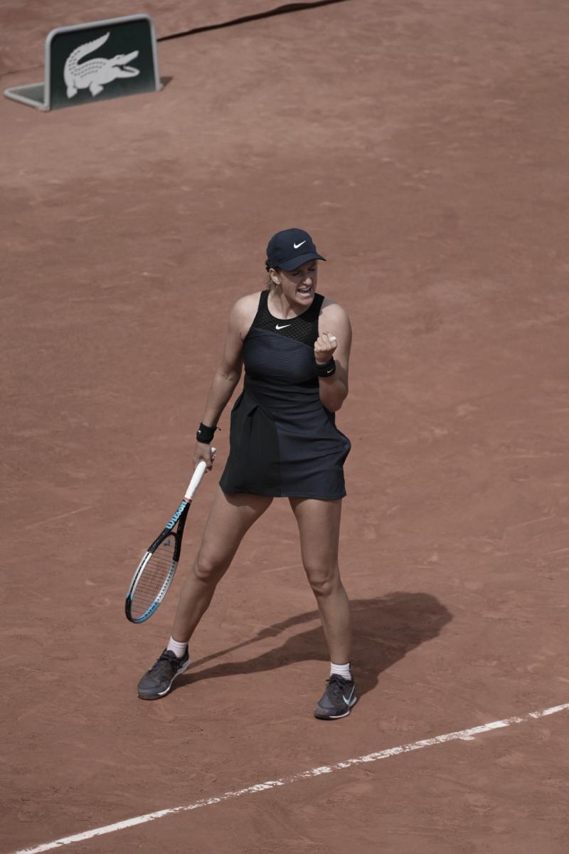 Victoria Azarenka Foto Roland Garros