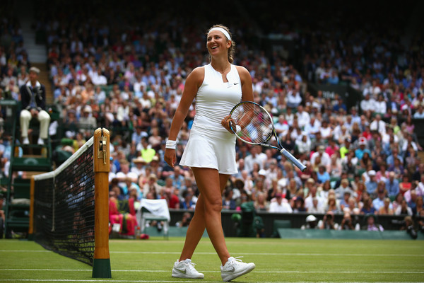 The 27-year-old will be looking to add to her Grand Slam collection (Photo by Ian Walton / Getty)