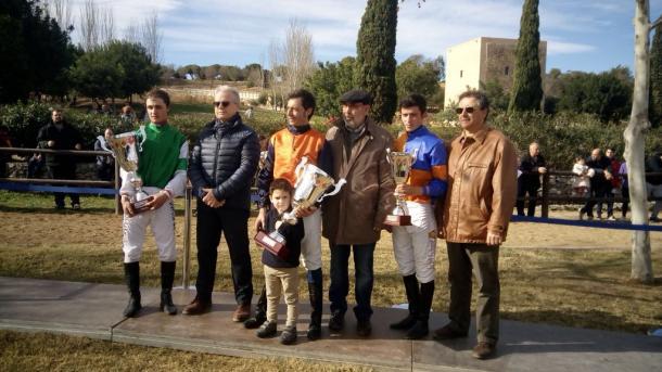 Entrega de premios del Premio Parc de la Torre d'en Dolça | Foto: Quim Vila