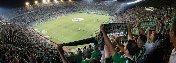 Estadio Benito Villamarín | Foto: Real Betis Balompié
