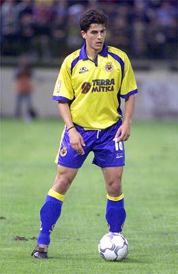 Jorge López en un partido con el Villarreal | Fuente: Vavel