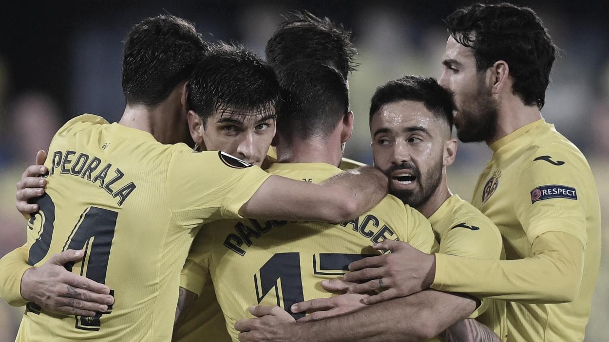 El Villarreal en busca de su primer título europeo./ Foto: UEFA