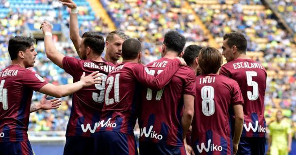 Impresa dell'Eibar al Madrigal: battuto 3-2 il Villarreal