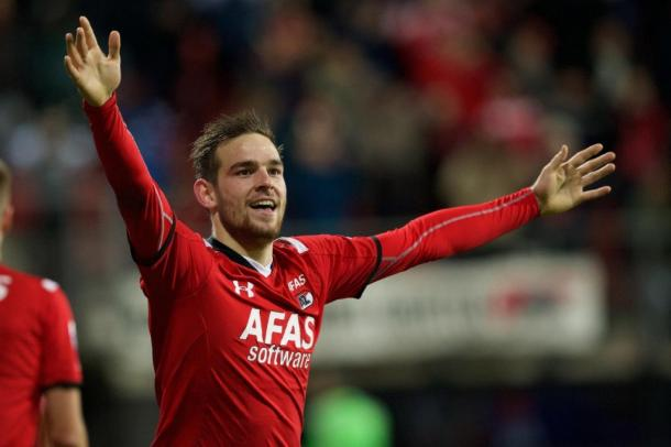 Janssen scored 27 league goals last season (photo: Getty Images)