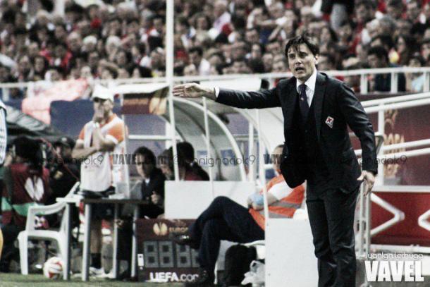 Vincenzo Montella, nuevo entrenador del Sevilla | Foto: Juan Ign. Lechuga - VAVEL