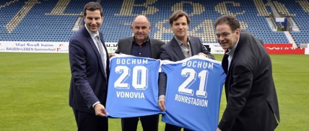 Return of Ruhrstadion in the name, return of Bochum to the Bundesliga? | Image credit: VfL Bochum