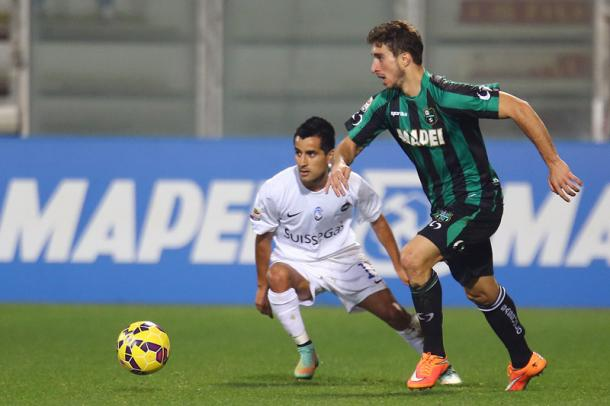 Vrsaljko in action against Sampdoria | photo: calcioweb.eu