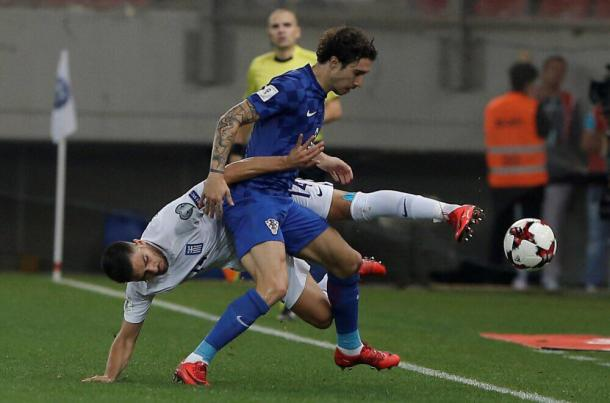 Dalla Spagna: Vrsaljko, 'no' al Napoli per la Juve!