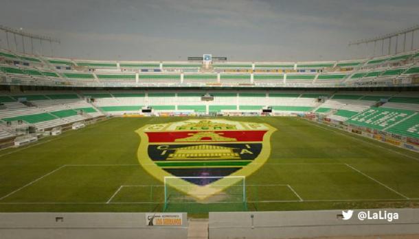 Estadio Martínez Valero en Elche. | Foto: LaLiga