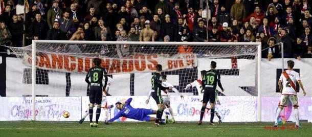 Dorado convirtió el gol de la victoria | Foto: LFP