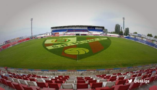 Estadio El Alcoraz | Foto: LaLiga