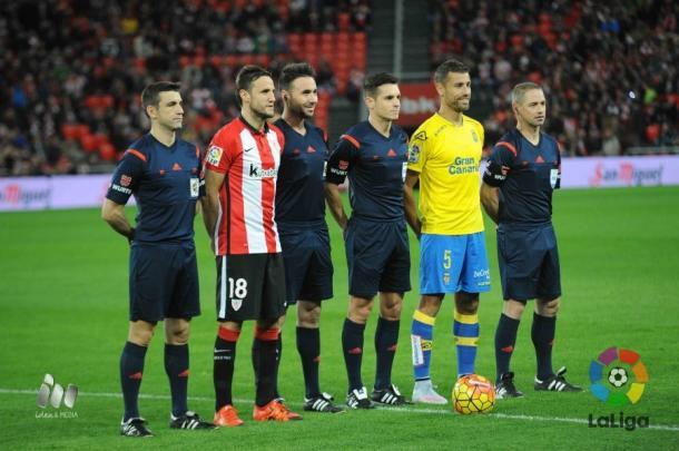 Athletic Club de Bilbao vs UD Las Palmas (16/17) // LaLiga