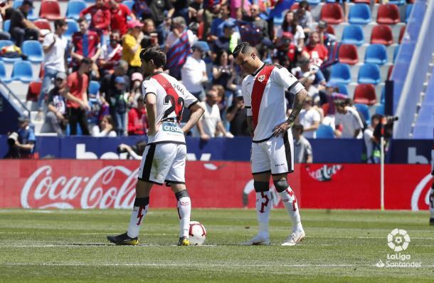 Raúl de Tomás y José Pozo // La Liga