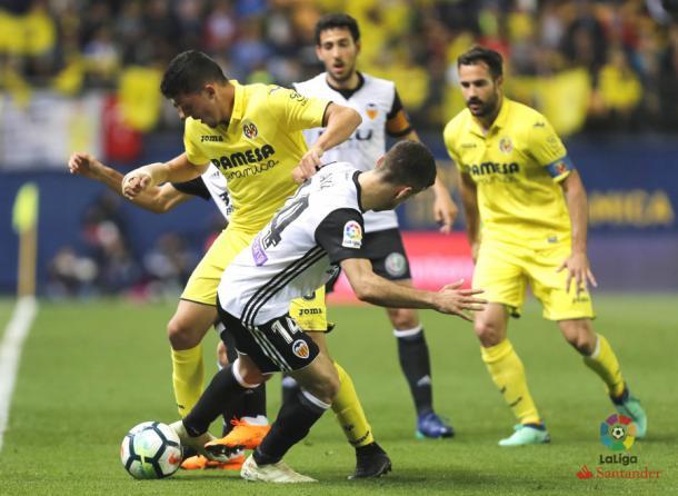 Último Villarreal vs Valencia / Foto: LaLiga