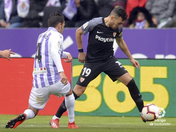Munir fue el autor del segundo gol |Foto: La Liga Santander