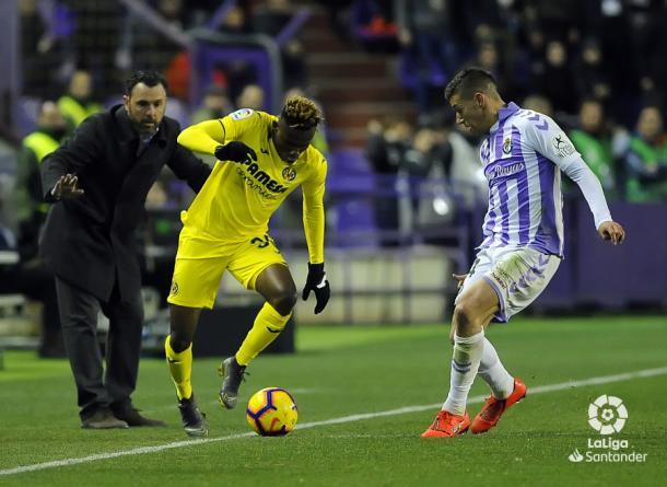 Valladolid vs Villarreal | Foto: La Liga Santander