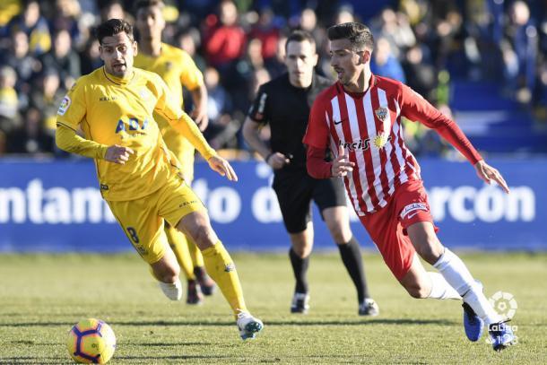 Juan Carlos fue la brújula del equipo en ataque | Fuente: La Liga