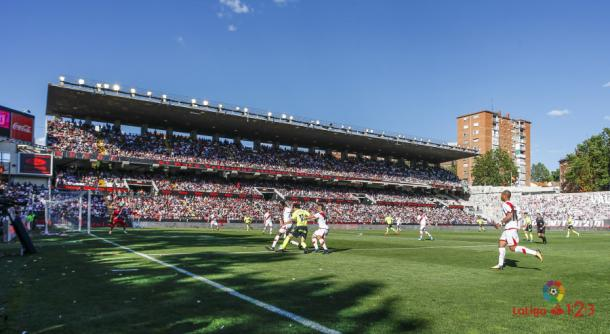 Estadio de Vallecas / Foto: LaLiga