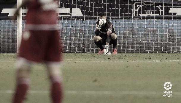 Desolación tras perder el segundo partido de la eliminatoria | Foto. La Liga
