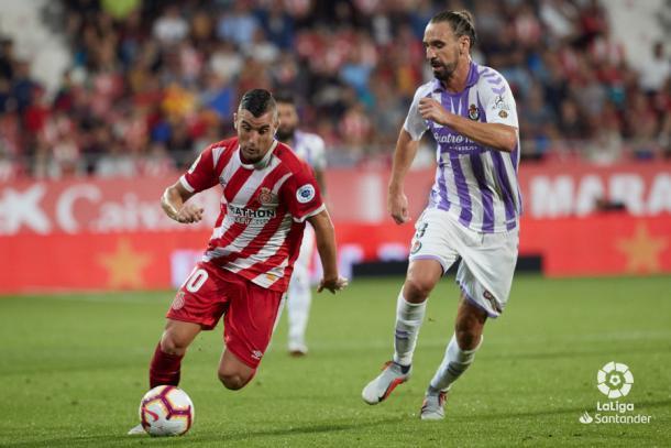 Borja corre detrás de Borja García | LaLiga
