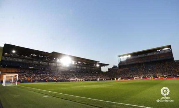 Estadio de la Cerámica / Foto: LaLiga