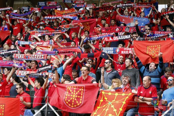 Rojillos desplazados a Soria. Foto: La Liga 123