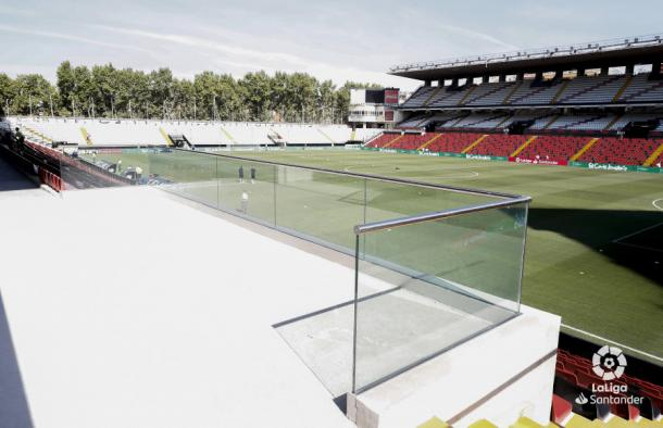 Estadio de Vallecas | Fotografía: La Liga