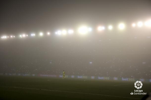 El Estadio de Vallecas | Fotografía: La Liga