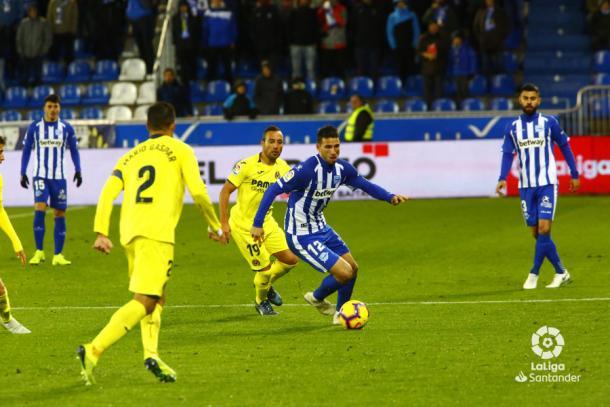 Último partido a domicilio del Villarreal / Foto: LaLiga