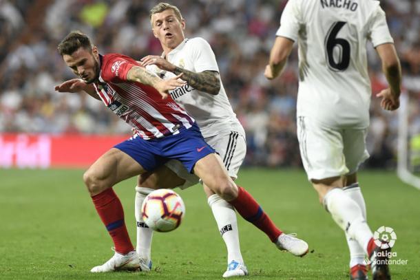 Último partido del Atlético como visitante / Foto: LaLiga