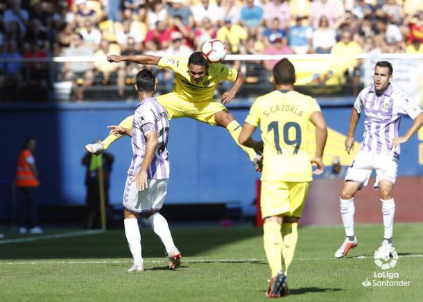 Último partido del Villarreal como local / Foto: LaLiga
