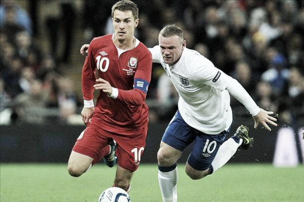 Wayne Rooney and Aaron Ramsey both featured the last time these two sides met, back in September 2011. Source: My Football Facts