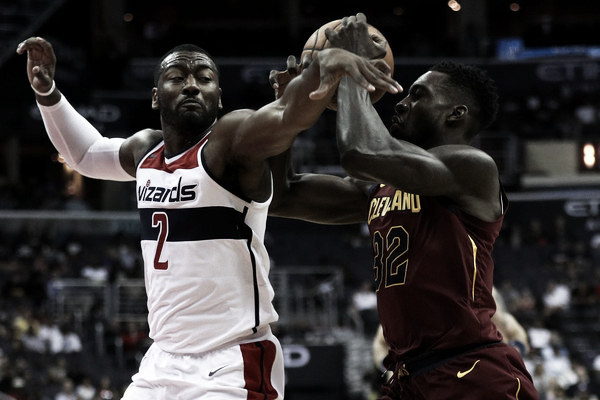 Can Wall and the Wizards finally reach the Eastern Conference Finals? Photo: Patrick Smith/Getty Images North America