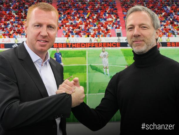Walpurgis has taken charge at the Audi Sportpark.   Credit: FC Ingolstadt 04