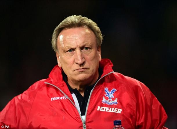 Neil Warnock was sacked last season following a humiliating defeat to Southampton (Source: press association)