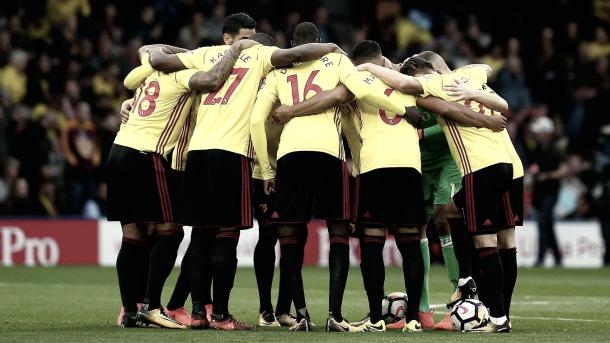 El Watford buscará lograr su tercera victoria consecutiva. Foto: Premier League