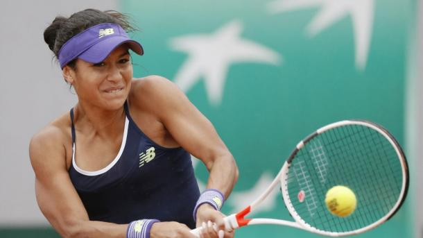 Heather Watson (Source: Eurosport.com)