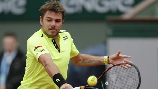Stan Wawrinka's powerful game failed to break down the Murray defensive wall (Source: Au.Eurosport)