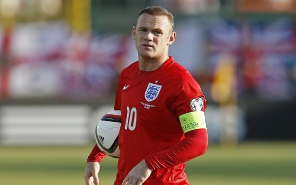 Will Wayne Rooney start England's first game against Russia? Source: The Telegraph