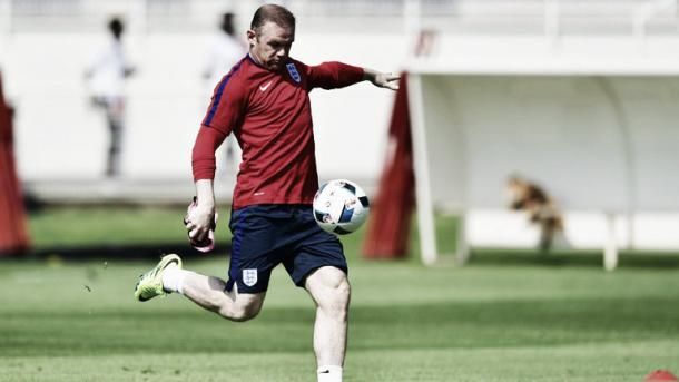 Rooney is currently preparing for Euro 2016. | Photo source: Sky Sports