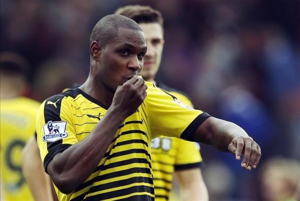 Fan favourite, Odion Ighalo. | Source: wd sport