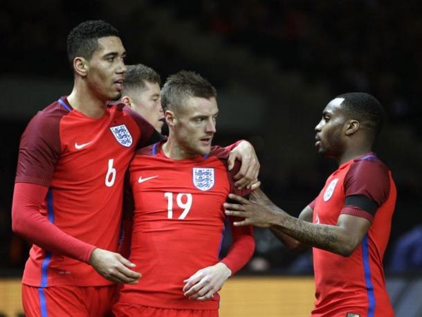 England came from behind to win against the current world champions on Saturday (Getty Images)
