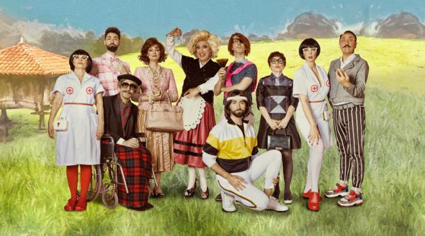 Imagen promocional de 'Sidra en Vena'. Fuente: Teatro Lara