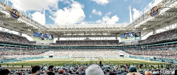 El Hard Rock Stadium de Miami   Foto: Real Madrid C.F.