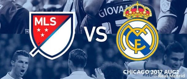 Real Madrid take on the best in MLS for their final match of Preseason. Photo: Real Madrid