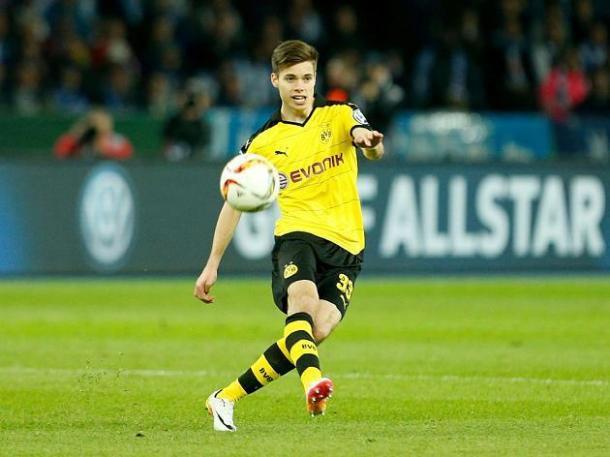 Primeira temporada pelo Borussia Dortmund (PIXATHLON SID-IMAGES)