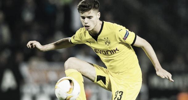 Julian Weigl, match-winner dell'andata | BVB.de