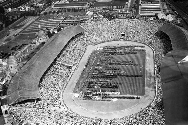 O antigo Wembley, demolido em 2003 (Foto: Arquivo The Time)
